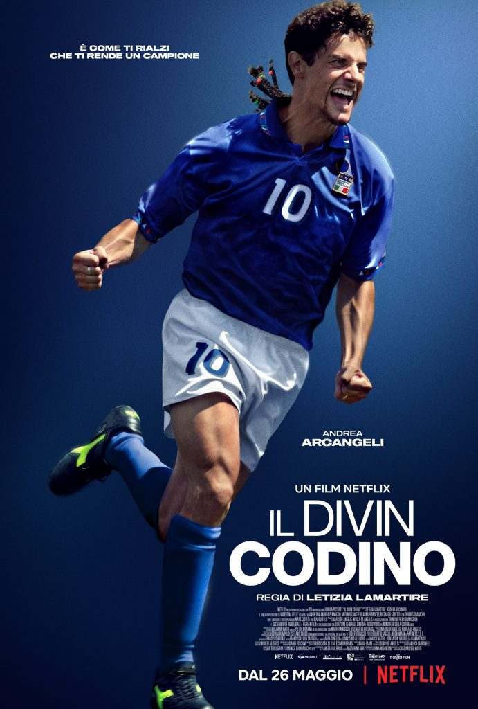Il Divin Codino locandina